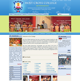 Boscosoft - Holy Cross College